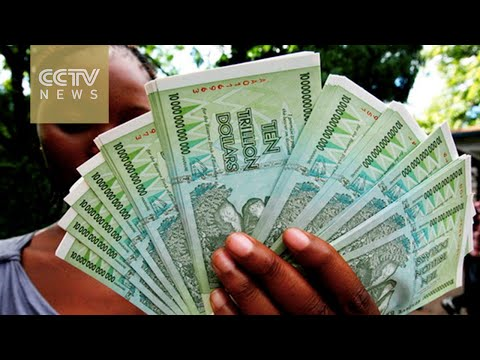 Zimbabwean currency phased out at 35 quadrillion to US$1