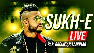 Musical Doctorz Sukh- E Live | PAP Ground Jalandhar | Speed Records