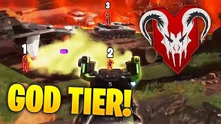 THIS IS WHY APEX PRO PLAYERS ARE GOD TIER!! - NEW Apex Legends Funny & Epic Moments #121