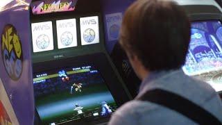 Tokyo Game Show: les jeux vidéo retro se conjuguent aux présent