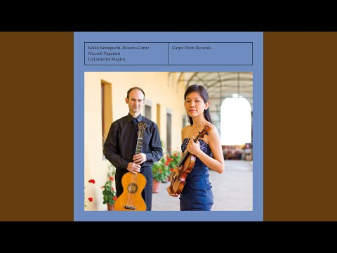 Cantabile in D Major, Op. 17, MS 109 (arr. for violin and guitar)