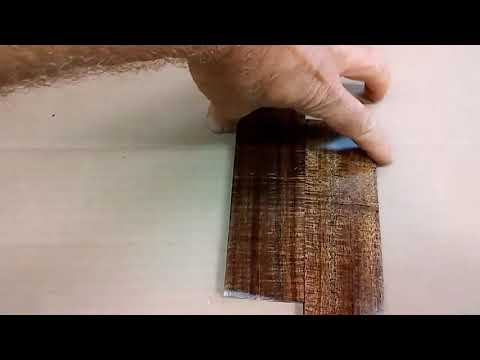 4347 Stabilized Tasmanian Blackwood