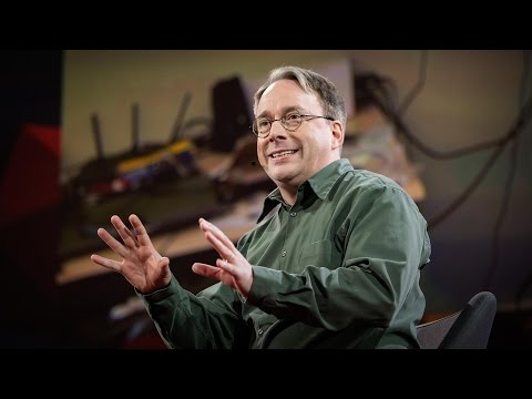 The mind behind Linux | Linus Torvalds