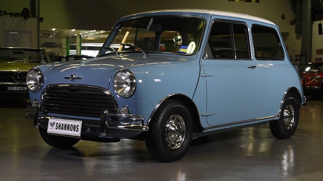 1963 Morris Mini Cooper Sedan - 2018 Shannons Sydney Autumn Classic Auction