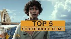 TOP 5: Schiffbruch Filme