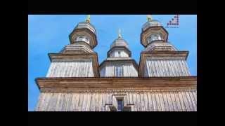 Седнівська Георгіївська церква святкує 300 річчя(Сюжет телеканалу