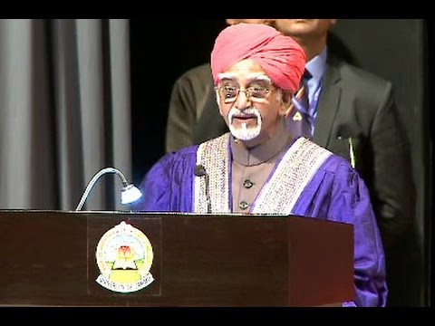 Shri M Hamid Ansari's remarks on the Role of Judiciary and its Criticality