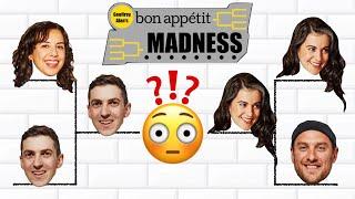 March Madness, but make it Bon Appétit