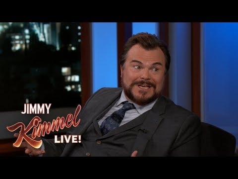 Jack Black Wants To Be An Eagle Scout