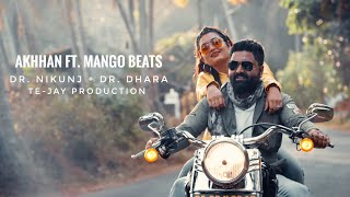 Akhaan (ft. Mango beats) Post Wedding Video | Te-Jay Production | Goa | Dr. Nikunj + Dr. Dhara