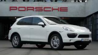 ポルシェ新型カイエンSハイブリッド/Porsche New Cayenne Hybrid