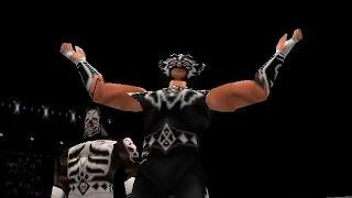 N64 WCW / nWo Revenge - Psychosis & La Parka vs Disco Inferno & Alex Wright