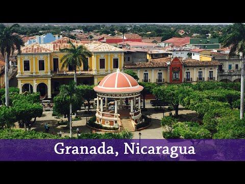 Granada, Nicaragua | Walking tour (S4E1)