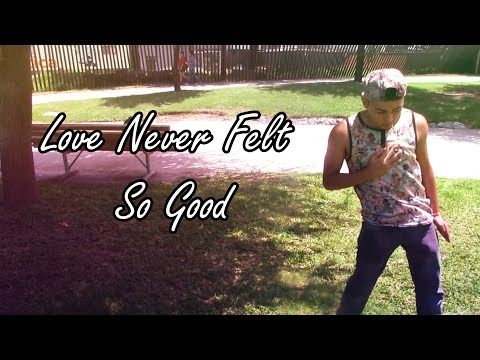 Nife & Puck | Freestyle | Love Never Felt So Good