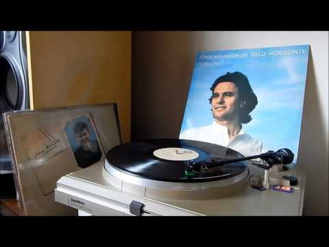 John McLaughlin - Belo Horizonte (1981 vinyl rip / Audio-Technica AT95E)