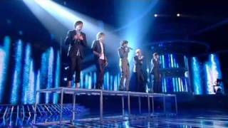 One Direction sing All You Need Is love - The X Factor Live show 7 (Full Version)