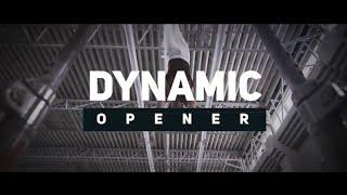 Dynamic Opener -Premier Pro [FREE]