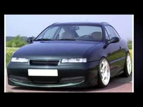 opel calibra tuning 2 youtube. Black Bedroom Furniture Sets. Home Design Ideas