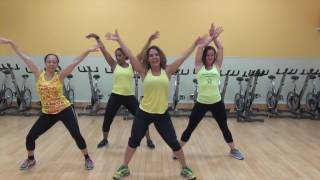 push it by salt n pepa choreography by natalie haskell for dance fitness