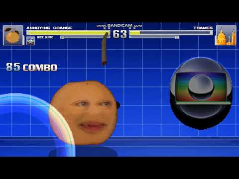 MUGEN: The Adventures of The Anooying Orange 5 - All Bosses