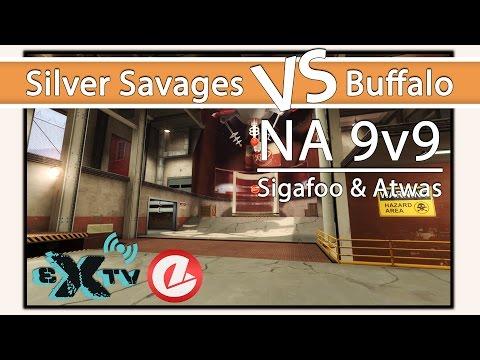 eXtv/EVLTV Live: UGC Plat S16 Week 7 - Silver Savages vs Buffalo