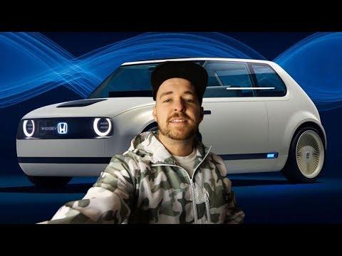 Honda Urban EV Has me excited!