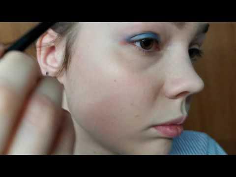 Сценический макияж для танцев. Часть 2.