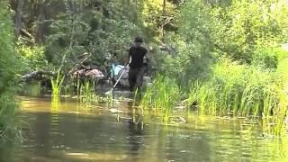 видео сплав по рекам архангельской области