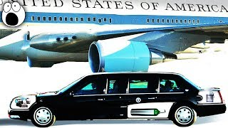 Mind-Blowing Presidential Security Features