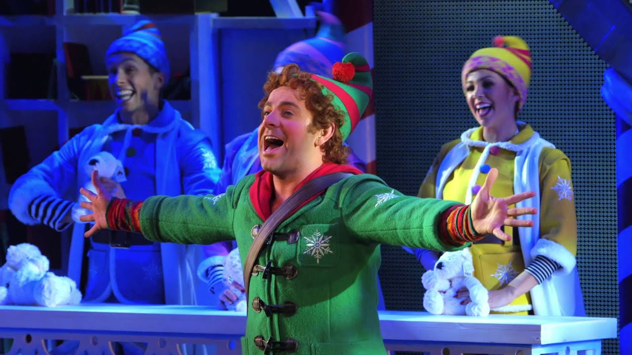 elf the musical milwaukee