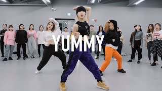 Choreographer / jin lee song justin bieber - yummy 1million dance studio http://www.1milliondance.com instagram: https://instagram.com/1milliondance online...