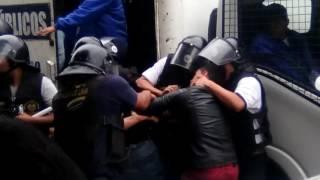 los municipales d Lima unos hombres sin escrúpulos