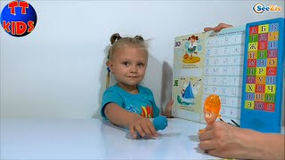 ✔ Фиксики. Видео для детей. Девочка Ярослава и Азбука. Серия 25 ✔