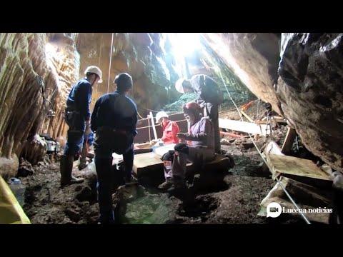 VÍDEO: El ayuntamiento reanuda las visitas turísticas a la Cueva del Ángel tras varias obras de mejora