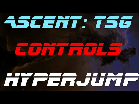 Ascent: The Space Game - Hyperjumps
