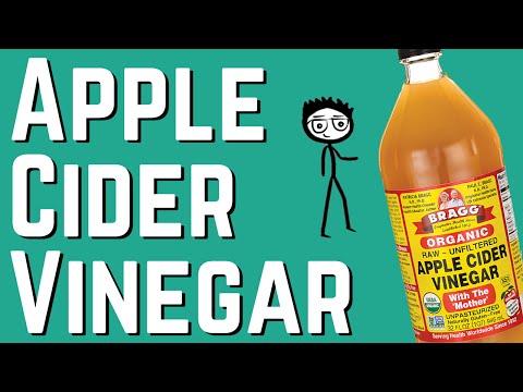 Apple Cider Vinegar Benefits: 6 Proven Health Benefits of Apple Cider Vinegar