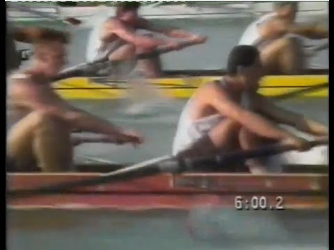 World student games 1987 mens eights.