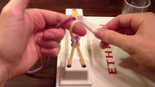 Surgical Knot Tying: Two-handed, Righty
