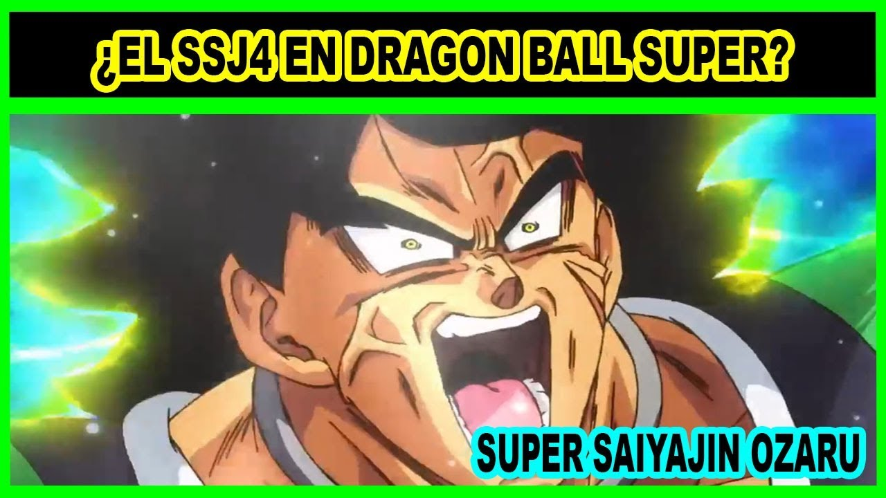 ¿QUE LE PASO A BROLY? | Dragon Ball Super