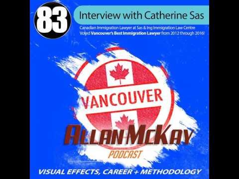 083 - Catherine Sas - Work Visas in Canada