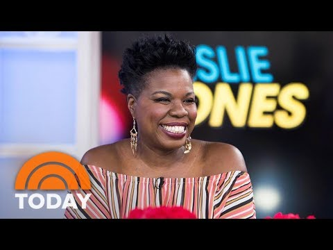 Leslie Jones: Hosting The BET Awards Is 'Like A Homecoming' | TODAY