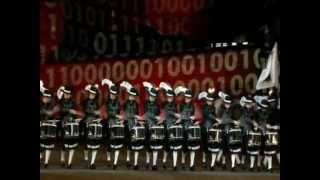 Top Secret Drum Corps - Royal Edinburgh Military Tattoo 2012 - official video