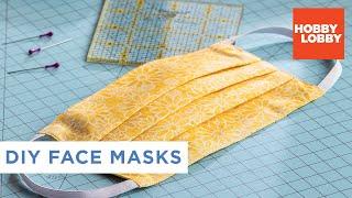 DIY Fabric Face Mask   Hobby Lobby®