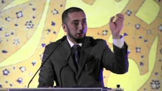 Nouman Ali Khan's view on making Islamic movies [with examples from the Quran]