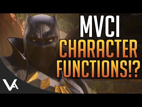 Marvel Vs Capcom Infinite - Characters Are Just Functions! No Need For X-Men In MVCI?