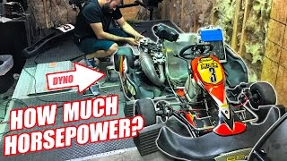 We DYNO TUNED My Shifter Kart!
