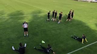ЦСКА  1-й день в Австрии