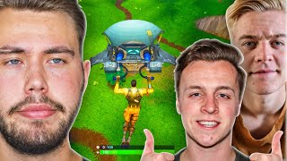 RAOUL ES DRUNK Y MATTHY OPENS FORTNITE PACKS!