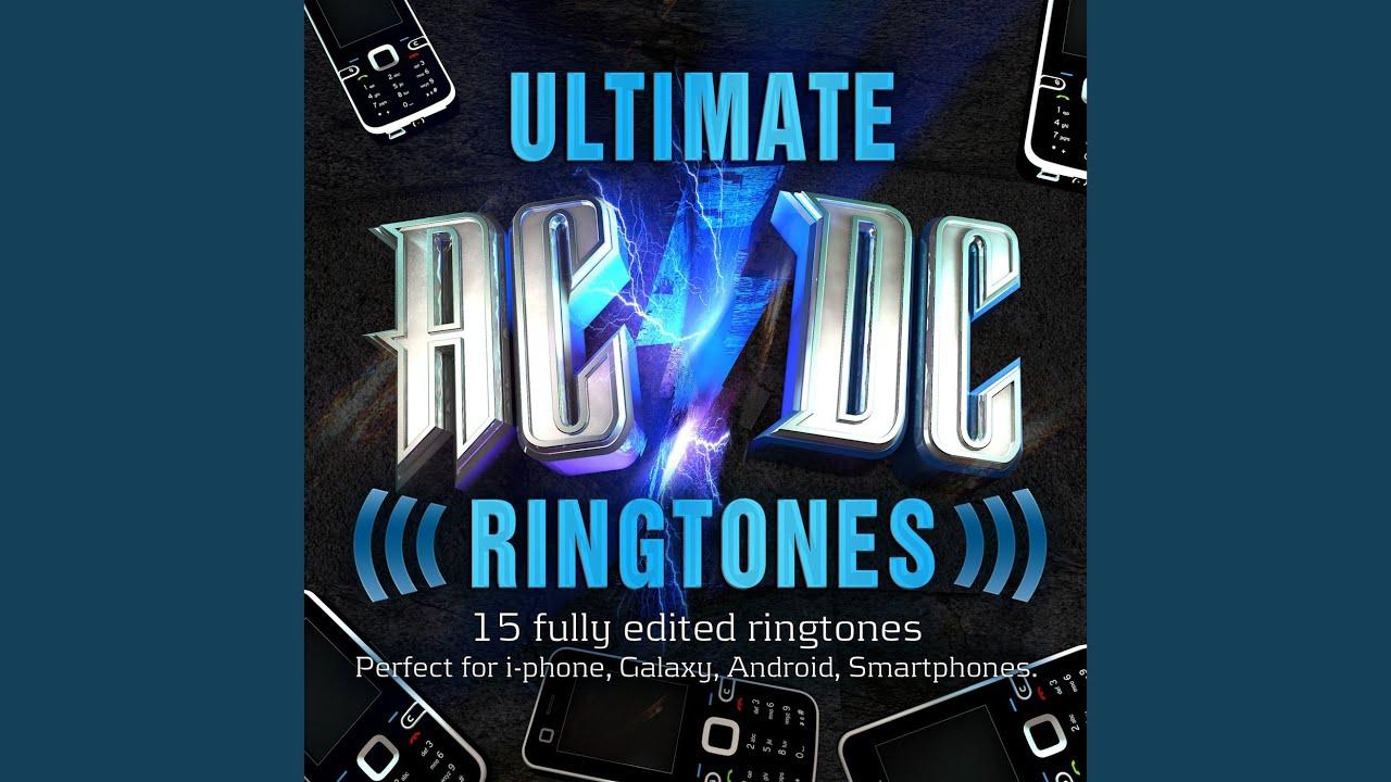 Dirty Deeds Done Dirt Cheap Ringtone