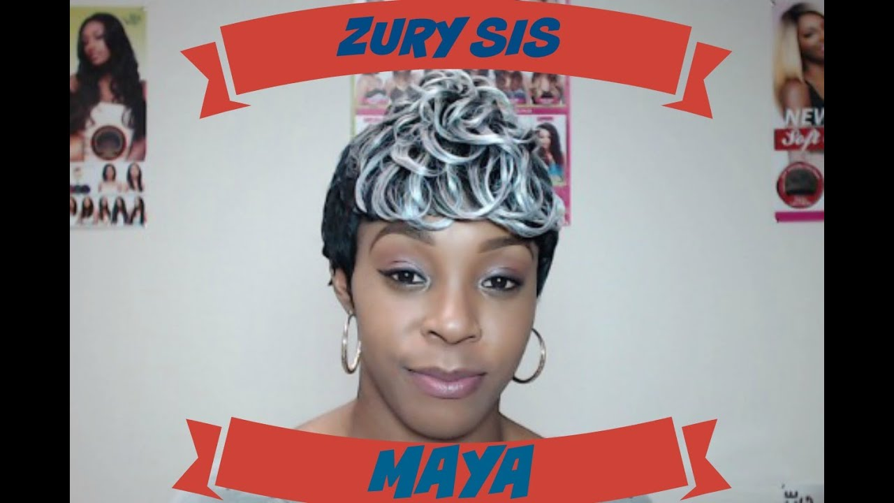 Zury Sis Synthetic Hair Wig Celeb H Maya Wigtypes Com Review